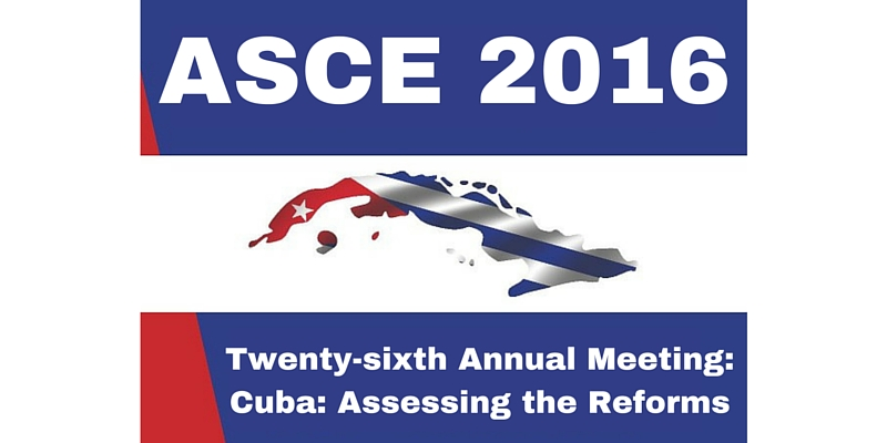 ASCE 2016 conference